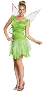 How To Make A Tinkerbell Costume For Adults by Tinkerbell Costume Costume Craze
