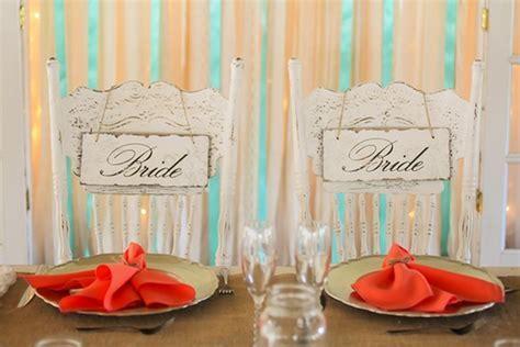 Decoration Ideas for Same Sex Weddings