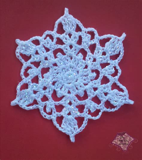snowflake doily pattern free crochet patterns free crochet snowflake patterns
