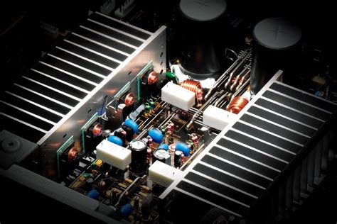 yamaha  integrated amplifer west coast  fi