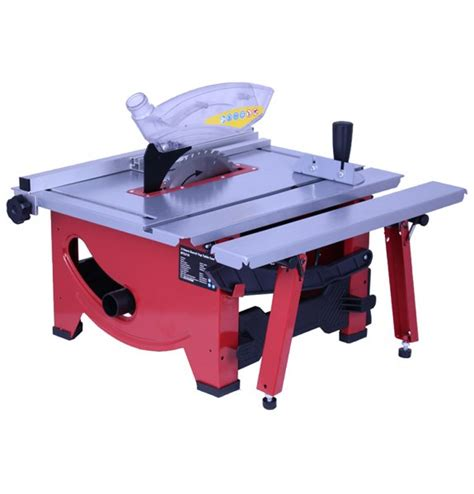 bench top table saw lumberjack tools lumberjack bts210 8 inch 210mm bench