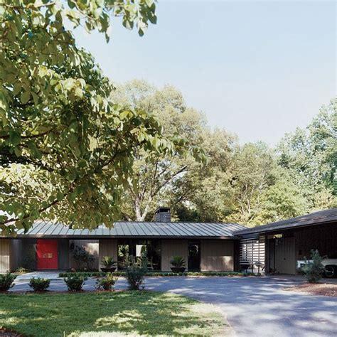 modern ranch houses modern ranch metal roof and modern on pinterest