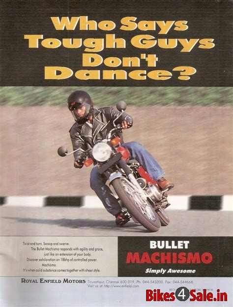 Royal Enfield Bullet Machismo 350 Old price, specs
