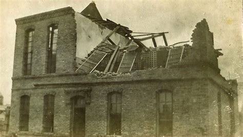 Matagorda County Arrest Records 1909 Hurricane