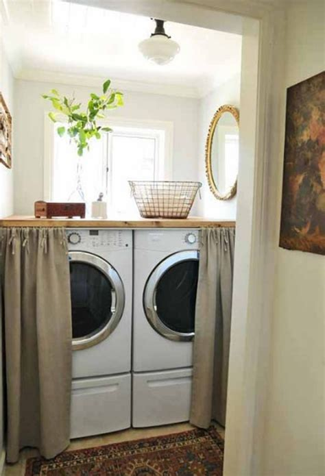 small laundry room decorating ideas 20 small laundry room ideas white and clean solutions