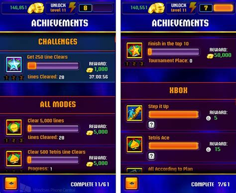 tetris blitz challenges was xbox live support dropped for tetris blitz on windows