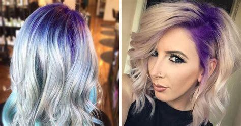 colores para el pelo 60 fotos 20 ra 237 ces de cabello arco 237 ris que te har 225 n te 241 ir las tuyas