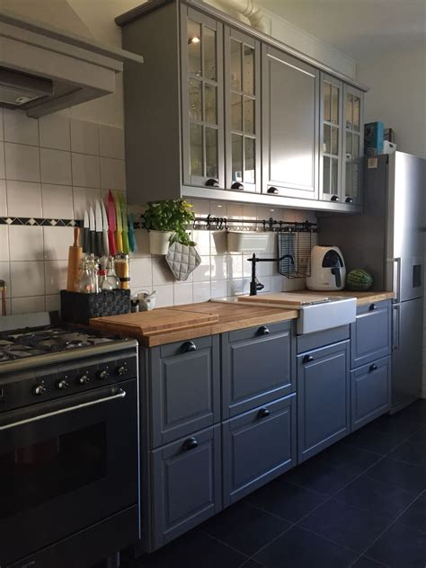 Ikea Kitchen Ideas And Inspiration New Kitchen Ikea Bodbyn Grey Kitchen Inspiration Bodbyn Grey Kitchens And Gray