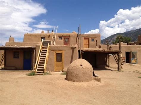 pueblo adobe homes preserved adobe home picture of taos pueblo taos