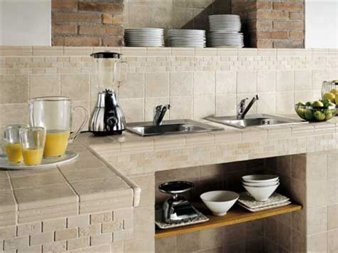tile kitchen countertop hgtv
