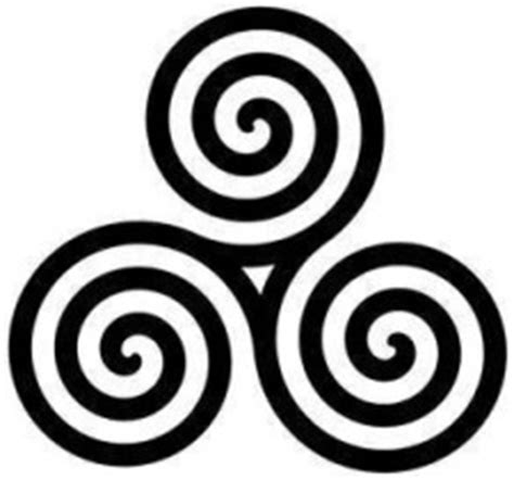 symbol of growth triskelion a symbol of personal growth