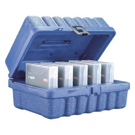 lto tape media storage cabinet turtle storage case holds 5 lto tapes