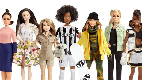 Field Design For Real Barbies by Releases 17 New Dolls For International S Day