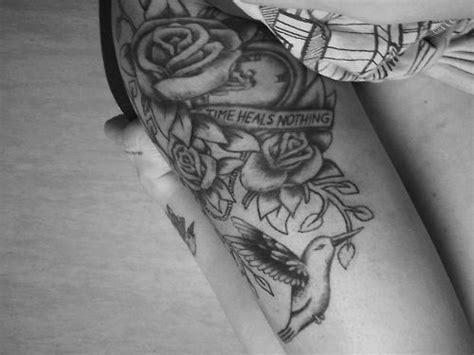 tattoo models leeds 17 best ideas about upper thigh tattoos on pinterest