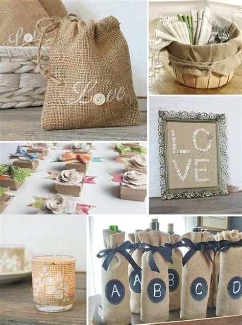 burlap crafts projects burlap vs burlap craft ideas
