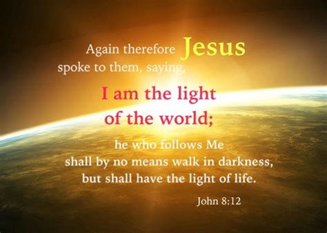 i am the light of the world hymn john 8 12 i am the light of the world he who follows me