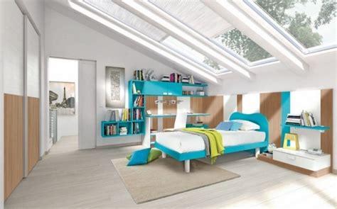 einrichtungsideen kinderzimmer dachschrage jugendzimmer dachschr 228 ge einrichten