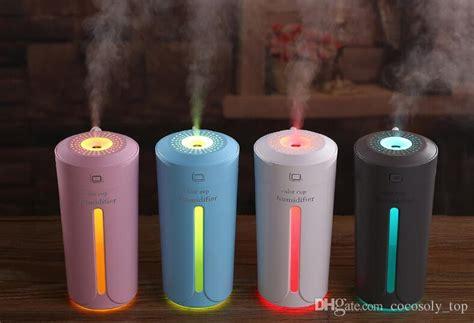 creative color cup usb air humidifier  home car