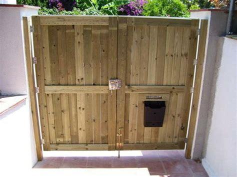 como hacer puerta de madera puertas de madera facilisimo com