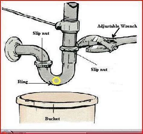 leaky bathroom sink drain how do you stop a bathroom sink ball joint rod from leaking