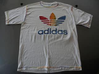 Kaos Big Size Adidas Tshirt Baju Adidas Size Besar 2xl 3xl 4xl the black dickie s vintage adidas rainbow t shirt sold