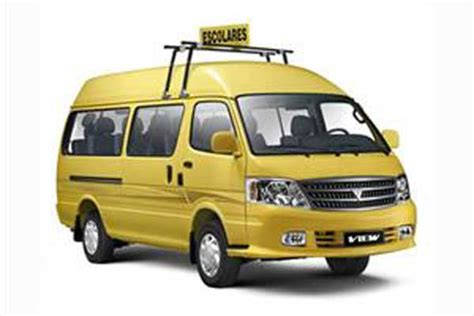 imagenes furgon escolar jinbei minibus escolar transporte escolar autos nuevos