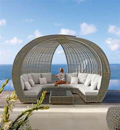 Cozy Chaise Lounge Series Of Luxury Outdoor Furniture By Skyline Design