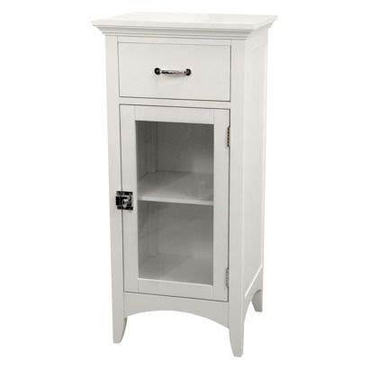Target White Cabinet by Home Fashions Avenue Floor Cabinet White