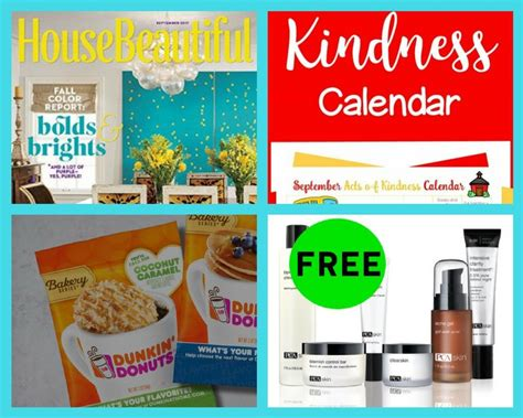 house beautiful editorial calendar four 4 freebies annual subscription to house beautiful