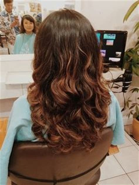 american wave perm salons in southern california perms digital perm and wave perm on pinterest