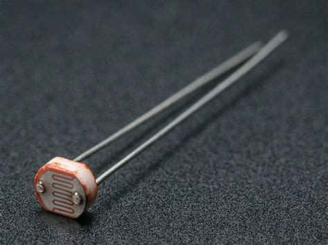 photocell resistor using a photocell photocells adafruit learning system