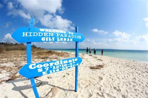 portal madura portalmadura portal quot the hidden paradise quot foto pulau gili labak