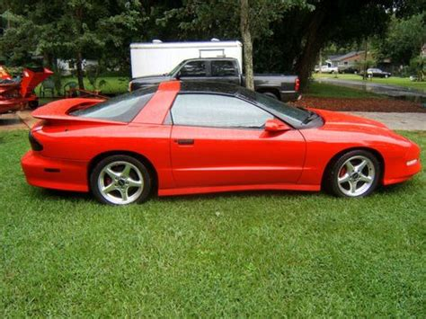 how to sell used cars 1997 pontiac trans sport engine control buy used 1997 pontiac trans am ws6 in sanford florida united states for us 4 800 00