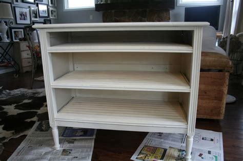 Turn Dresser Drawers Into Shelves by This Idea How To Minus The Drawers From And