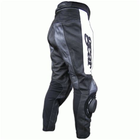 leather motorcycle gear gear thruxton leather motorcycle trousers white