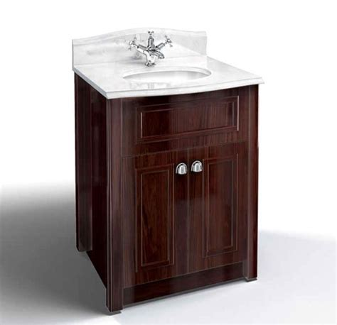 Wood Vanity Units by Burlington Bathroom Products Uk Bathrooms