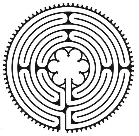 meditations on a medieval labyrinth leaf and leisure