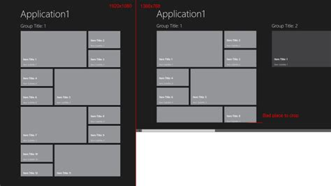 Layout Xaml Windows Phone | windows phone 8 layout using grid control raduniformgrid