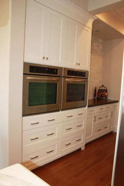 Double Ovens Design Ideas