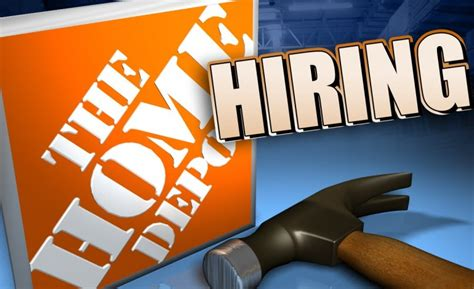 home depot hiring 80 000 employees for season