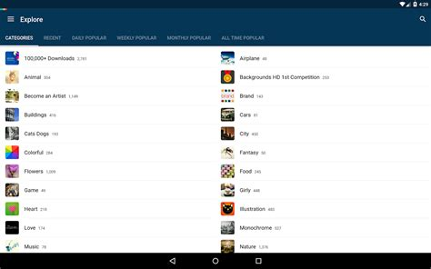aplikasi wallpaper bagus ubah android wallpaper dengan aplikasi ini droidtekno