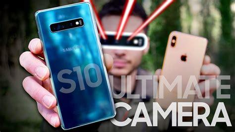samsung galaxy    iphone xs max camera test youtube