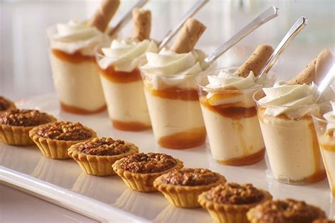 new year dessert food recipes new years catering event fftk catering