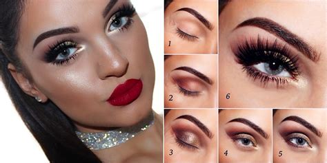 Eyeshadow Viva No 2 makeup look 2016 viva la