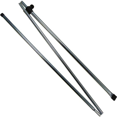 awning pole outdoor revolution rear awning pad pole set leisure outlet