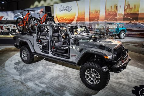 2020 Jeep Gladiator Release Date by 2020 Jeep Gladiator Official Release Date
