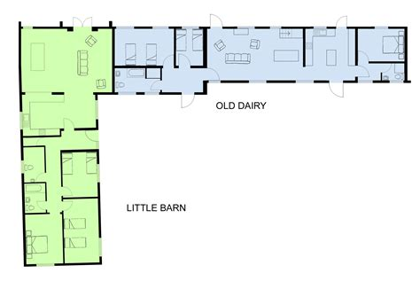 small barn floor plans old floor plans house plans