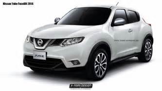 Nissan Juke Pictures 2014 Nissan Juke Facelift 2014