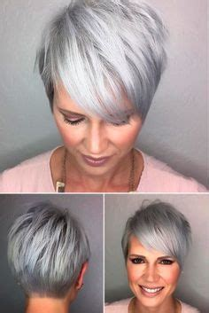 short hair with bangs 40 seriously stylish looks 80 best modern haircuts and hairstyles for women over 50