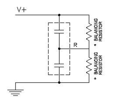 capacitor balancing resistor ultracapacitor supercapacitor frequently asked questions tecate